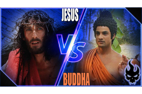 Fight of Gods : Jesus vs Buddha - YouTube