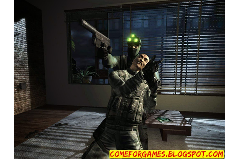 Tom Clancy's Splinter Cell Chaos Theory | Just Games For ...