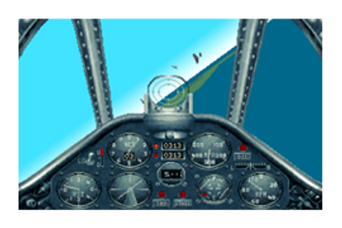 Game Classification : Chuck Yeager's Air Combat (1991)
