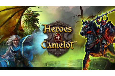 Heroes of Camelot Android Game GamePlay (HD) [Game For ...