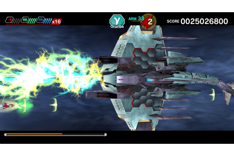 Dariusburst: Chronicle Saviours – PS4 Review – Chalgyr's ...
