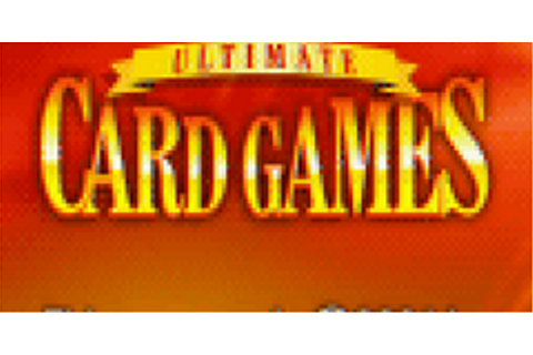 Ultimate Card Games Download Game | GameFabrique