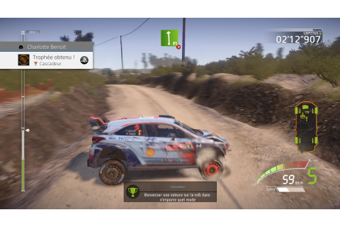 WRC 7 - Des courses de rallye exigeantes - Game-Guide
