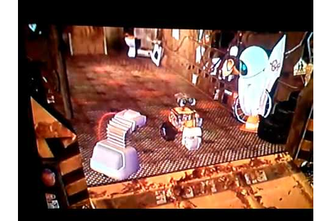 WALL.E the game:ending video - YouTube