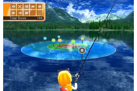 Fishing Resort (USA) Nintendo Wii ISO Download | RomUlation