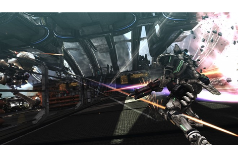 VANQUISH | PlatinumGames Inc. Official WebSite