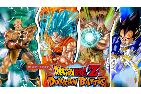 Dragon Ball Z Dokkan Battle Card Image Library ...