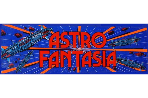 Astro Fantasia - Videogame by Data East
