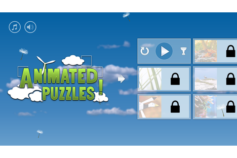 Mexond Games - Animated Puzzles