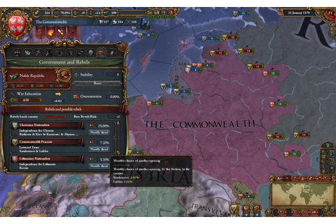 Europa Universalis IV - Free Version Download Skidrow Full ...