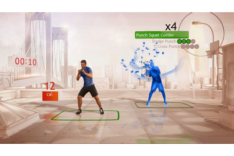 Your Shape: Fitness Evolved Preview (Xbox 360 Kinect ...