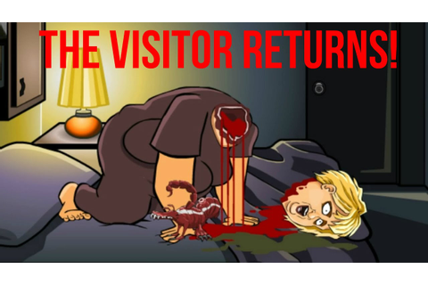 BRUTAL-GOREY-AWESOMENESS! | The Visitor Returns Flash Game ...