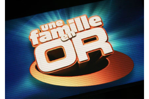 Une Famille en Or - Logopedia, the logo and branding site