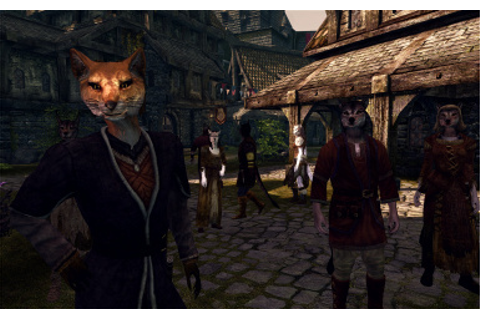 Furry Age of Skyrim at Skyrim Nexus - mods and community