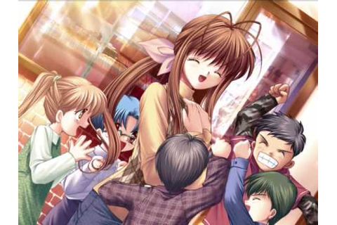 Clannad Game Opening Full - YouTube