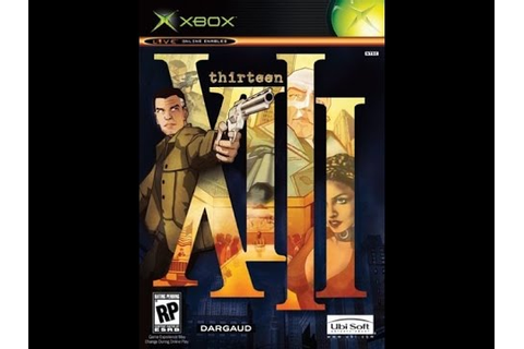 Classic Game: XIII(thirteen) - Xbox - YouTube