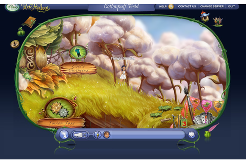 Pixie Hollow Online Video Game Review