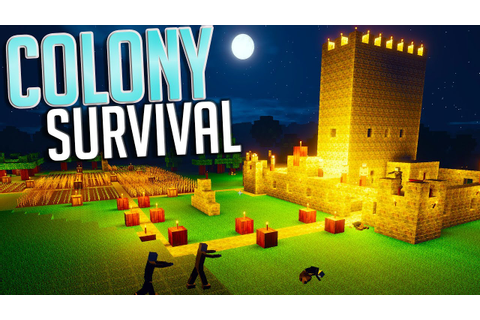 Colony Survival - Using Flax & Kinky Dwarves? - Largest ...