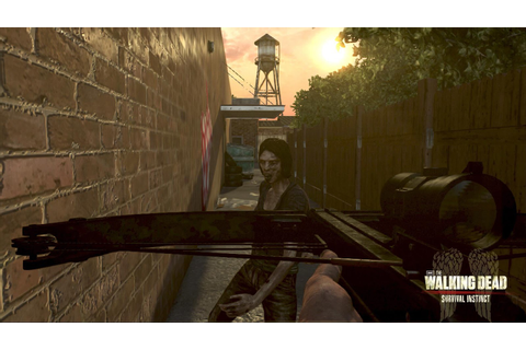 The Walking Dead Survival Instinct Pc Game Free Download ...