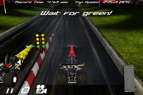 Dragster mayhem iPhone game - free. Download ipa for iPad ...