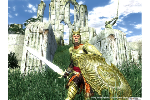 Dream Games: Elder Scrolls IV - Oblivion
