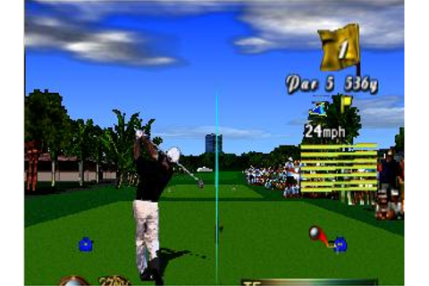 Waialae Country Club: True Golf Classics Nintendo 64 Game