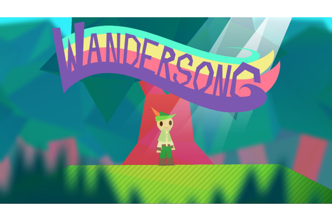 Wandersong Kickstarter Trailer! - YouTube