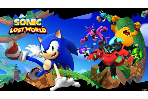 Sonic Lost World (Wallpaper) | Sonic, Movie game, World ...