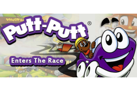 Putt-Putt® Enters the Race « Game Details « /us ...
