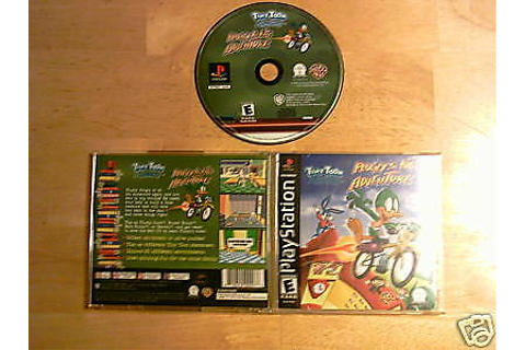 Tiny Toon Adventures: Plucky's Big Adventure (PlaySt ...