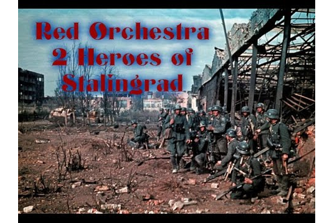 Трудный бой за кпп Red Orchestra 2 Heroes of Stalingrad ...