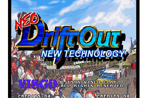 Neo Drift Out: New Technology ROM