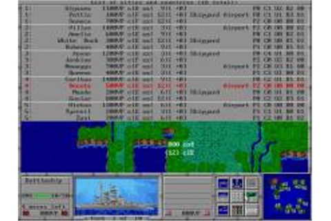 Grandest Fleet, The Download (1994 Strategy Game)
