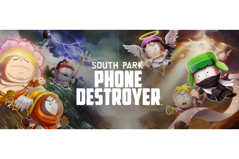 "South Park is coming to ""destroy"" your phone later this year"