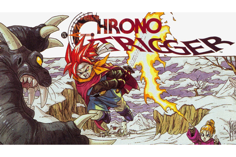 CGRundertow CHRONO TRIGGER for SNES / Super Nintendo Video ...