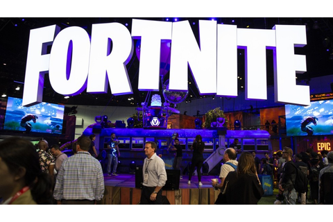 Fortnite steals show at video-gaming expo E3 in Los ...