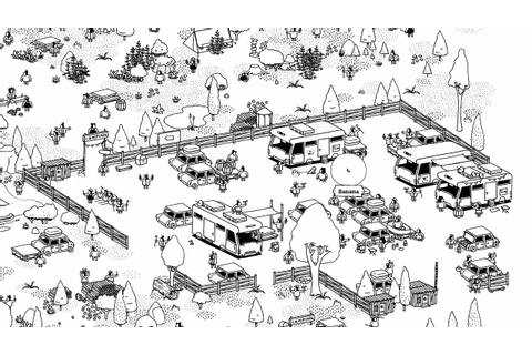 Hidden Folks Guide 3 - The Campground - Full Walkthrough ...