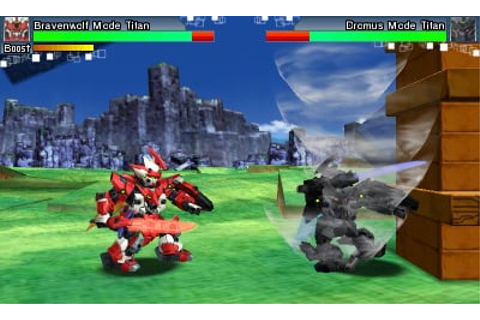 Tenkai Knights: Brave Battle Review - 3DS | Nintendo Life