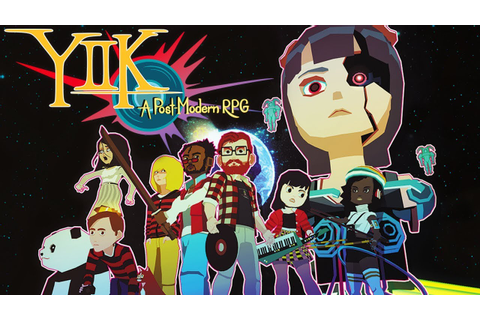 YIIK: A Postmodern RPG - Hipsters vs. the Universe - YouTube