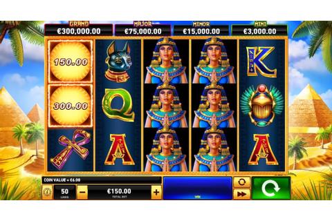Scarab Queen Slot review | Play for Fun [TOP10 casino]