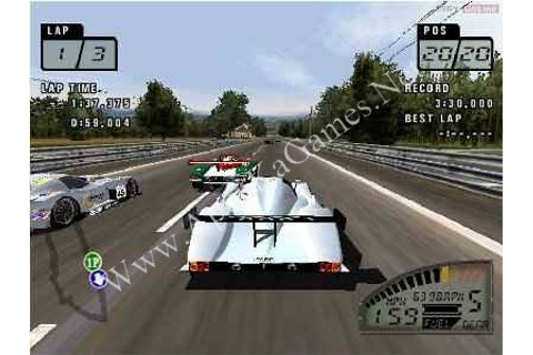 Le Mans 24 Hours PC Game - Free Download Full Version
