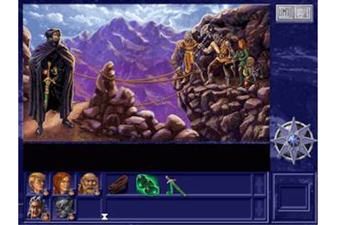 Shannara Download (1995 Adventure Game)