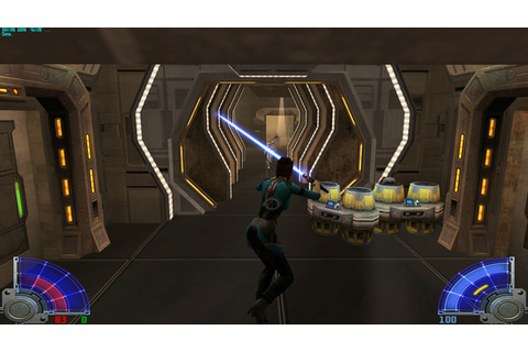 Star Wars: Jedi Knight - Jedi Academy DRM-Free Download ...