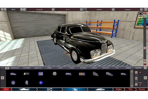 Automation The Car Company Tycoon B151002 Free Download