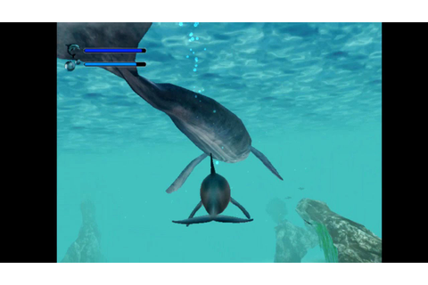 Ecco the Dolphin: Defender of the Future ... (Dreamcast ...