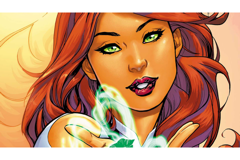 Weird Science DC Comics: Starfire #9 Review and **SPOILERS**