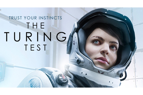 The Turing Test Gameplay - Chapter 1 [E01] - YouTube