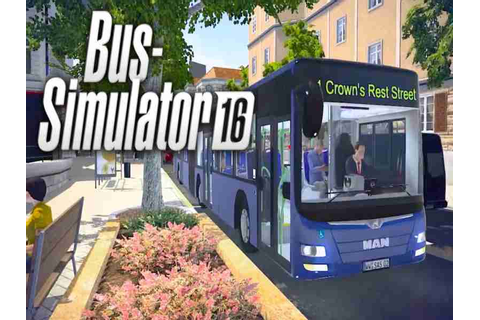 Bus Simulator 16 Game Download Free For PC Full Version ...