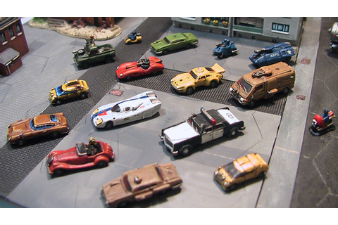 Flickriver: Photoset '6mm Scale Miniatures' by inrepose
