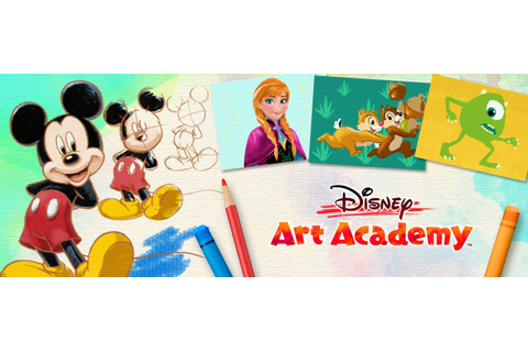 Disney Art Academy (3DS) News, Reviews, Trailer & Screenshots